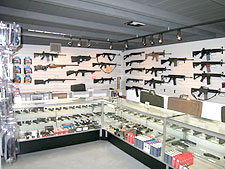 Tucson Gun Shop and Shooting supply