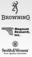 Browning, Smith & Wesson